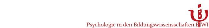 FB 02 - Psychologie in den Bildungswissenschaften